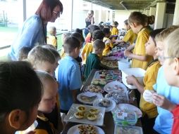 Queensland Day - Cooking competition